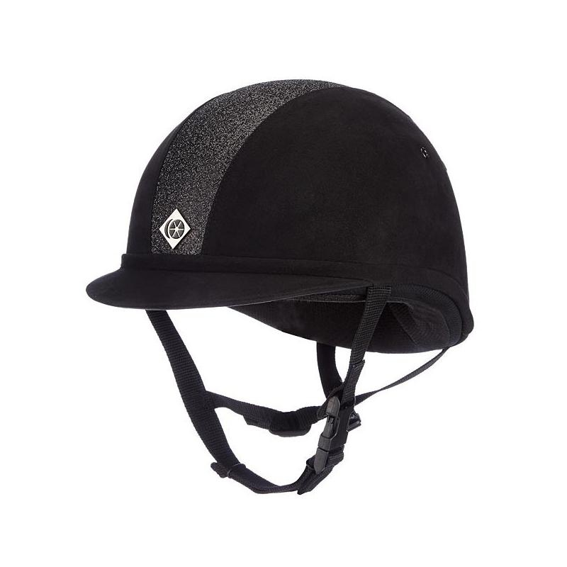 Charles Owen cap YR8 Sparkly