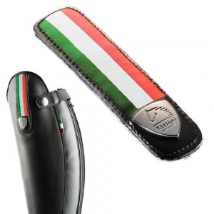 Tattini interchangeable strap Italian flag model