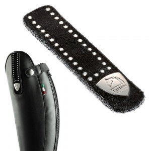 Tattini Interchangeable strap , 2 strass stripe model