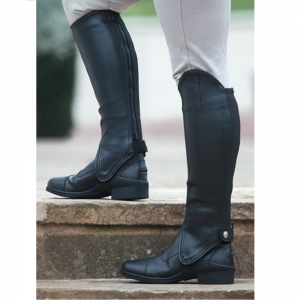 Shires gaiter made with leather adult model